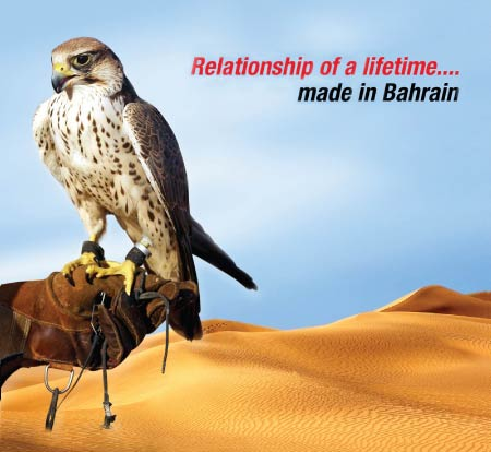Relationship of a lifetime... made in Bahrain.