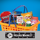 24 Hours Market